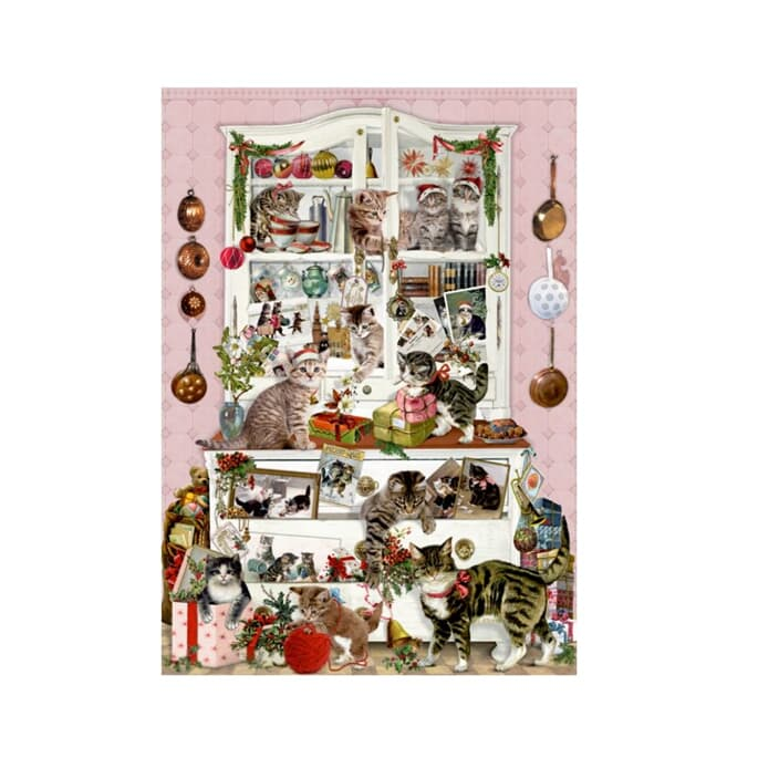Advent Calendar Advent Cats